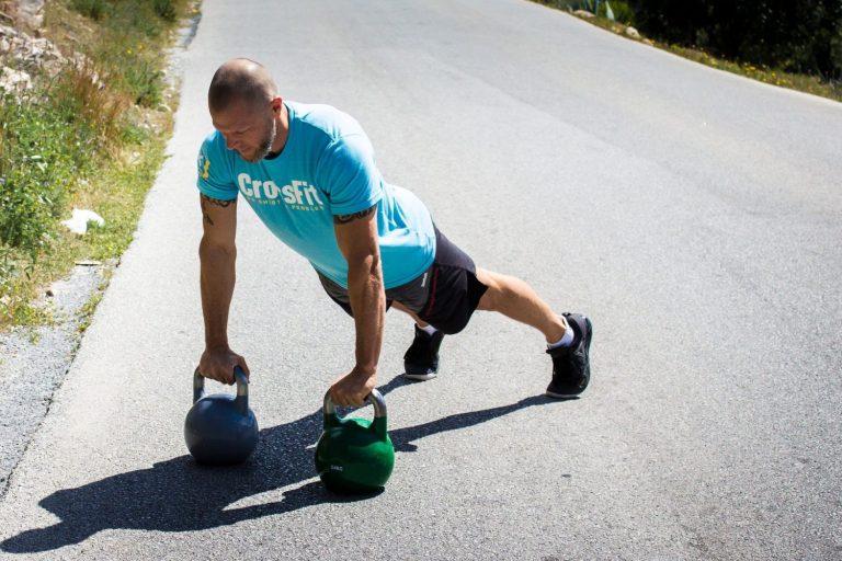 Strength training for longevity